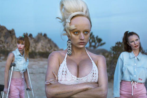Pamela Anderson GCDS