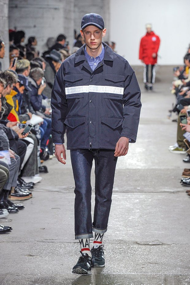JUNYA WATANABE MAN Fall Winter 2018 Collection