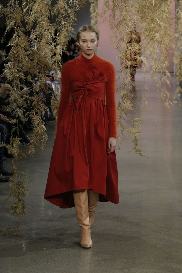 #NYFW: ULLA JOHNSON Fall Winter 2018/19 Collection