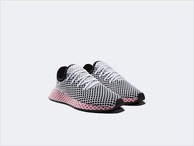 246fc7b6d2cf3 Disruptively Simple  DEERUPT - Adidas Originals New Silhouette