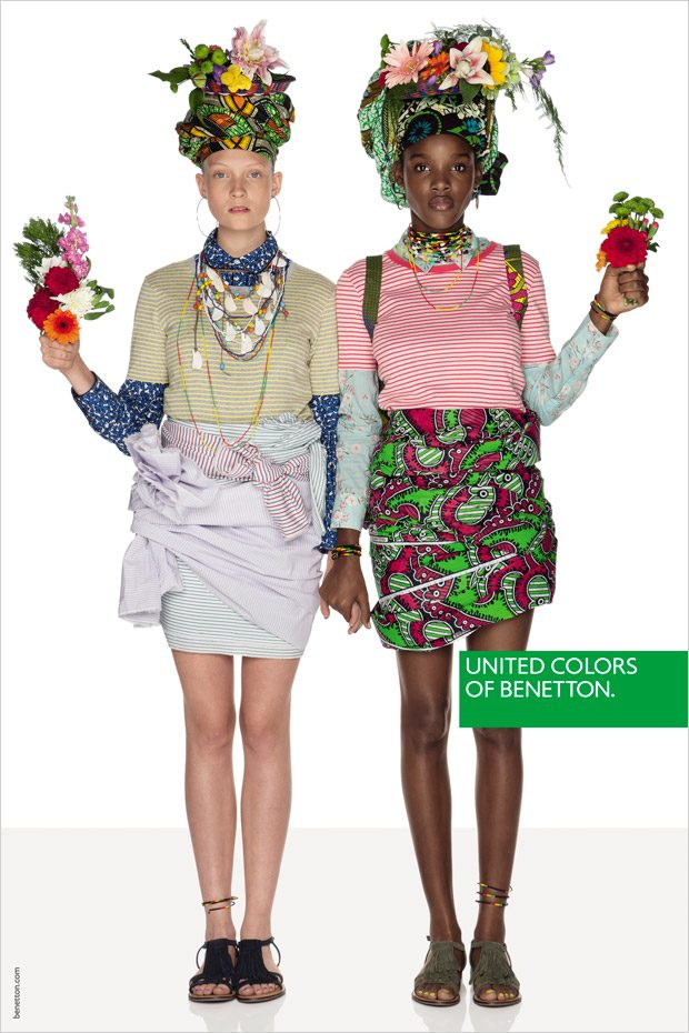 Discover united colors of benetton spring summer 2018 for Benetton we are colors