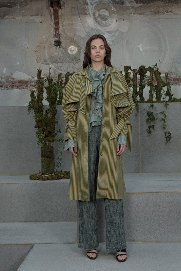 PFW: DAWEI Fall Winter 2018.19 Womenswear Collection
