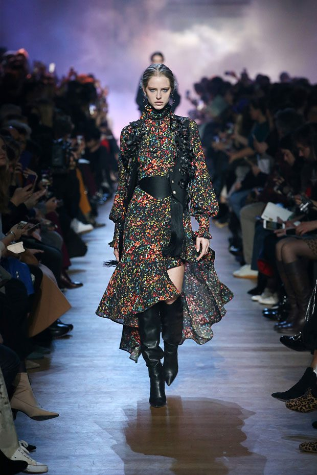 Elie Saab Fall Winter 2018.19 Womenswear Collection
