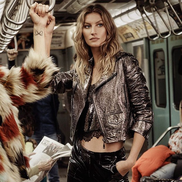 Supermodel Gisele Bundchen is the Face of Rosa Cha
