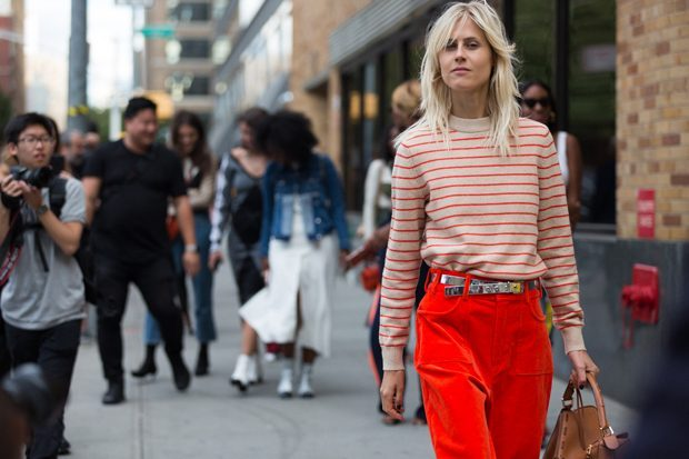 How to Be the Ultimate Fashionista at a Fashion Show
