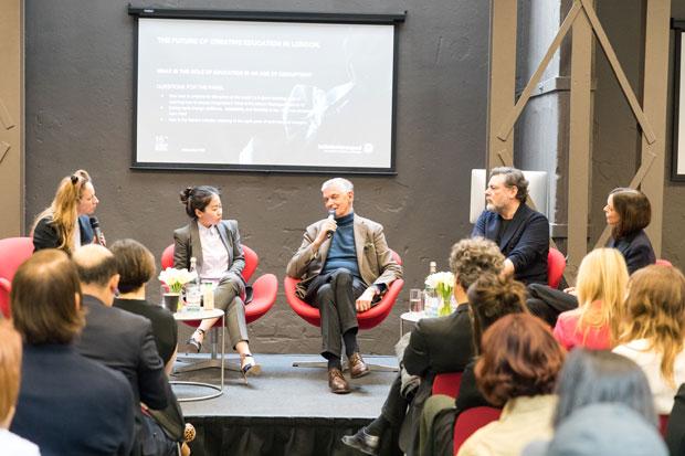 The future of creative education at istituto marangoni london for Istituto marangoni