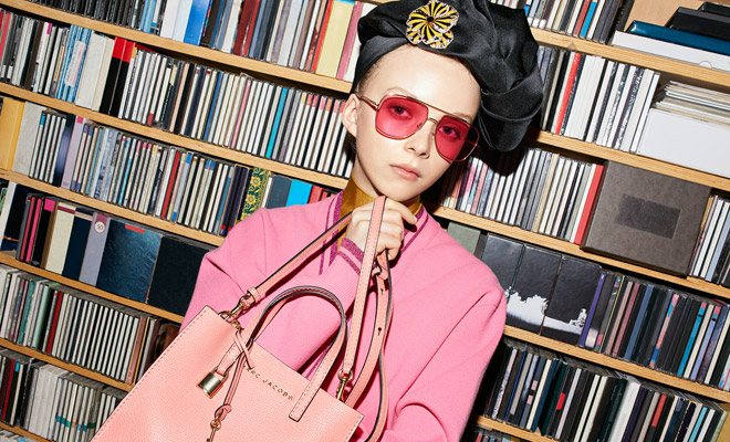 ebf96d77ef2 Marc Jacobs Eyewear   Accessories Spring Summer 2018 Collection