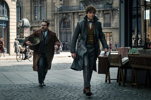 Harry Potter Fans Grab Your Wands New Fantastic Beasts