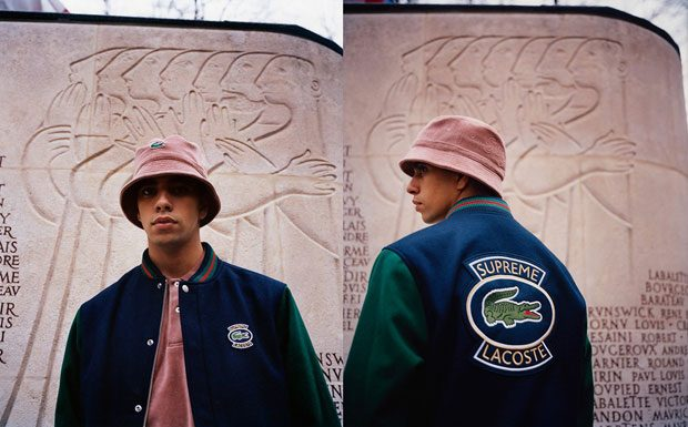 Discover Supreme X Lacoste Spring 2018 Collection 157056dada