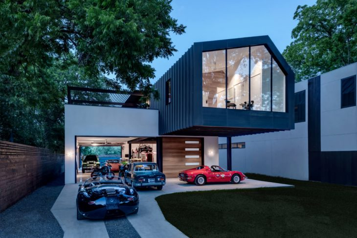 Architecture 4 Impressive Garage Designs To Inspire Your Renovation