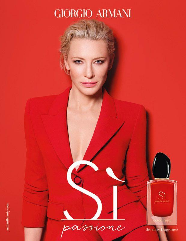 neue niedrigere Preise neue Version bestbewertet Cate Blanchett, Adwoa Aboah & Sara Sampaio for Giorgio ...