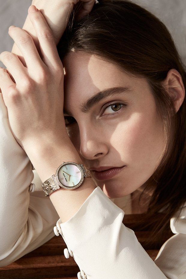 Mariana Coldebella Models Anne Klein Spring Summer 2018 Collection