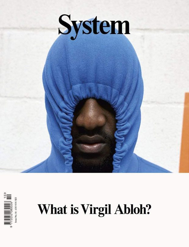VIRGIL ABLOH Is System Magazine's Exclusive Cover Star