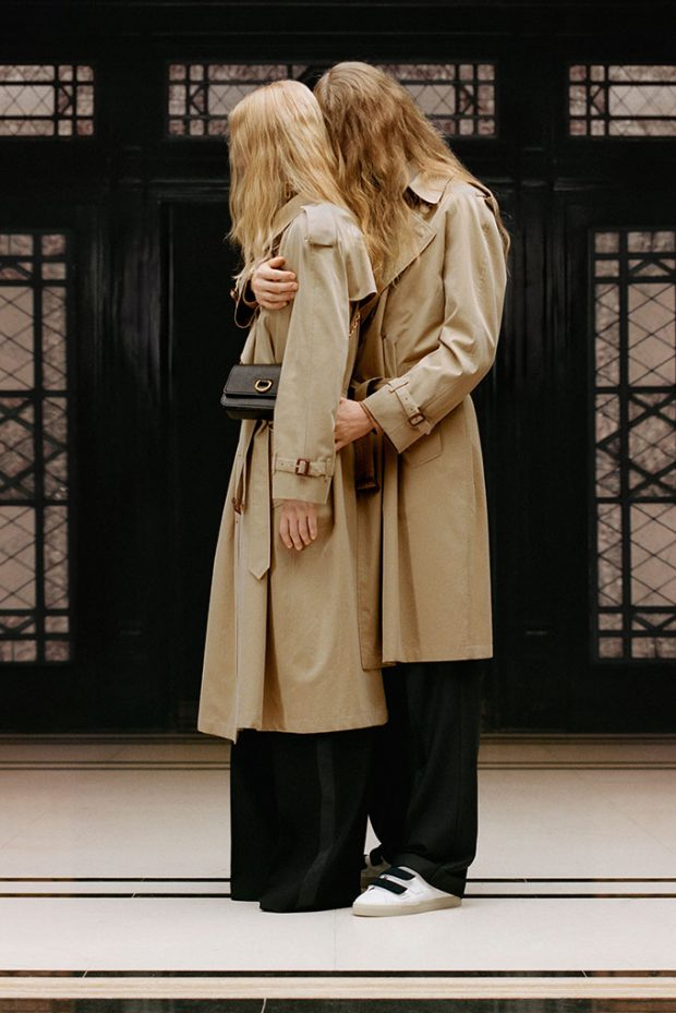 B Classic – Take a Look At Riccardo Tisci's Debut Collection for Burberry