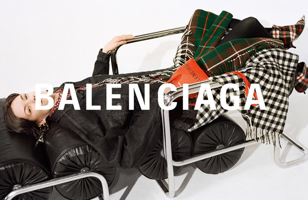 BALENCIAGA FALL WINTER 2018.19 COLLECTION