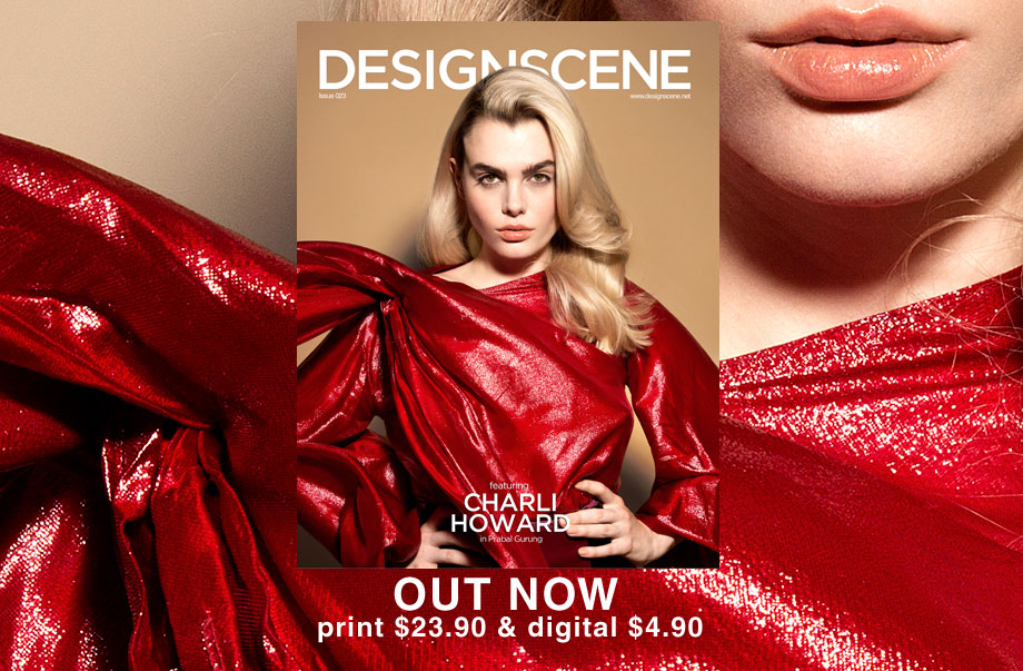 DESIGN SCENE charli howard
