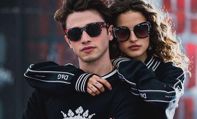 1ebd63023be Discover Dolce   Gabbana SS18  DGGraffiti Eyewear Collection - Design Scene