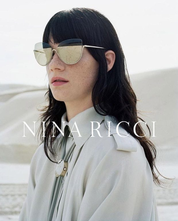 39aa959be1f Querelle Jansen Models Nina Ricci Spring Summer 2018 Collection