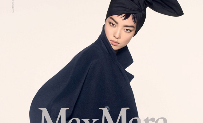 84886d02c5f Fei Fei Sun is the Face of Max Mara Pre-Fall 2018 Collection
