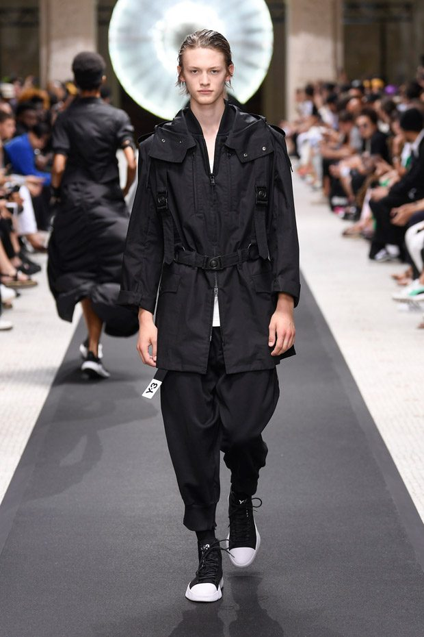 2bf163654 PFW  Y-3 Spring Summer 2019 Collection