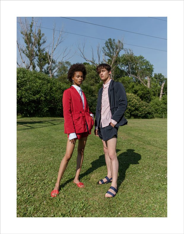 LOOKBOOK: Andrew Coimbra Spring 2019 Collection