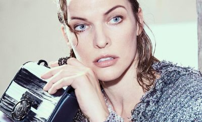 Milla Jovovich is the ... Milla Jovovich 2018