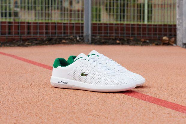 Discover the latest footwear trends from Lacoste 26478c0ba
