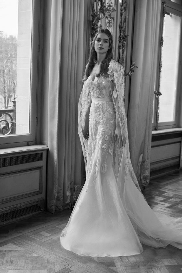 2018 Fall and Winter Fashion Trends: Wedding Dress Edition