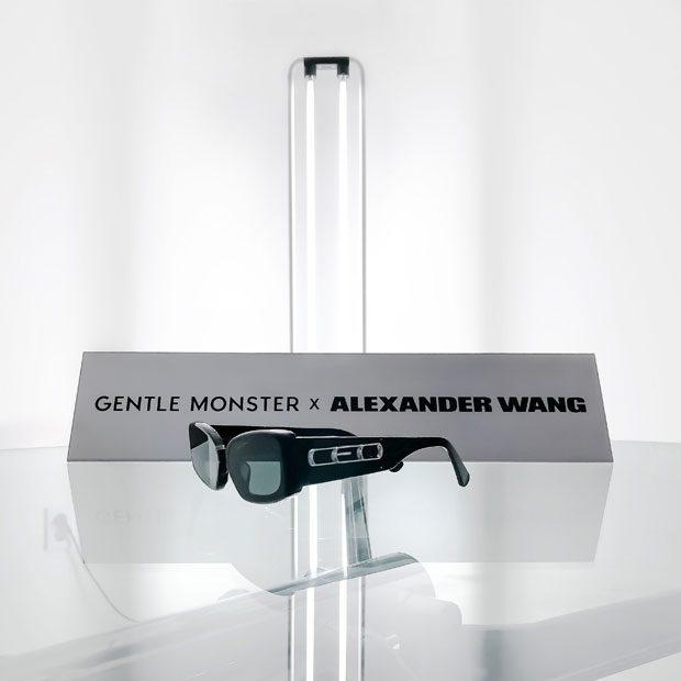 a2d7f1c7d1f1 Gentle Monster x Alexander Wang 2018 Eyewear Collaboration