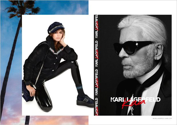 Karl Lagerfeld x Kaia