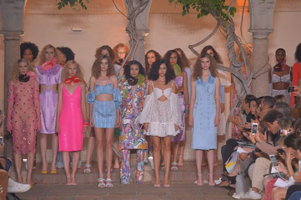 #MFW: Daizy Shely Spring Summer 2019 Collection
