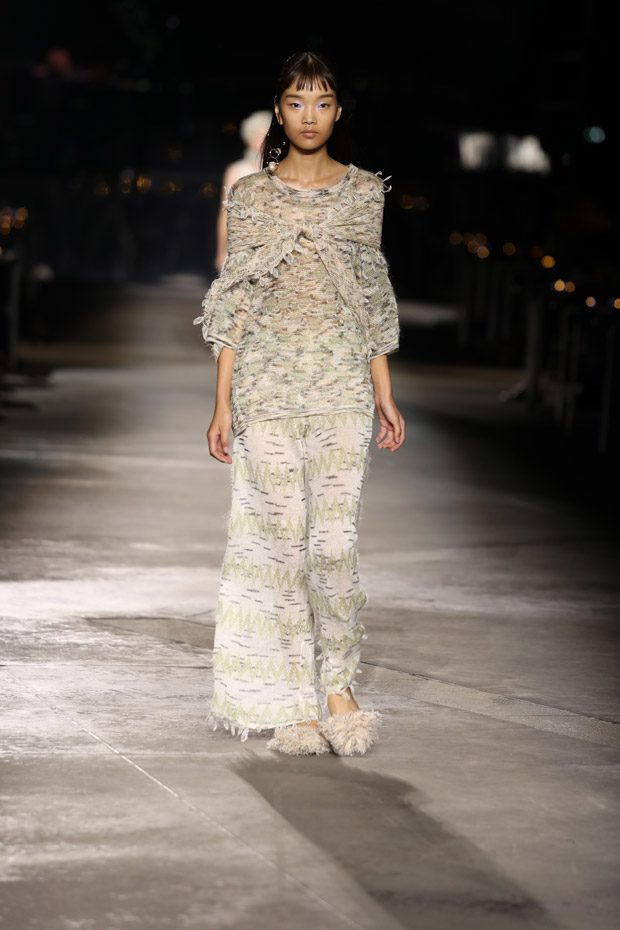 #MFW: MISSONI Spring Summer 2019 Collection