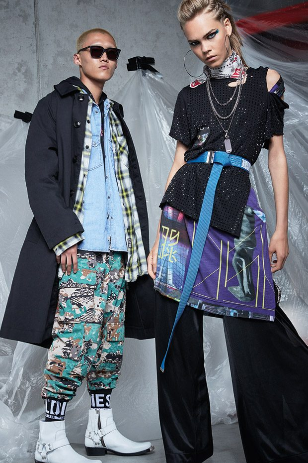 1ddf69a2 LOOKBOOK: Discover DIESEL Spring 2019 Collection