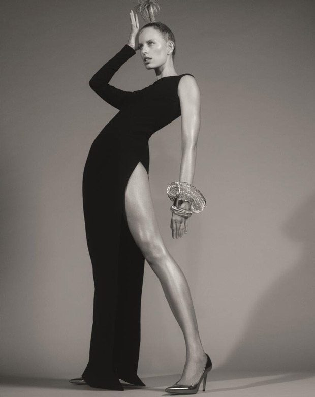 13fabed4062 Karolina Kurkova Models Paule Ka Spring Summer 2019 Collection