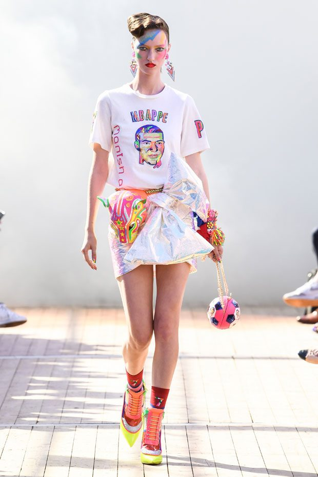 #PFW: MANISH ARORA Spring Summer 2019 Collection