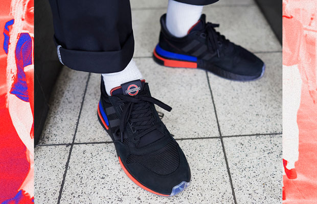 low priced 5f266 34728 Discover the Latest adidas Originals Collaboration – With TfL