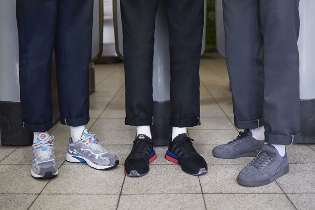3a1e8f2cb1a85 Discover the Latest adidas Originals Collaboration - With TfL