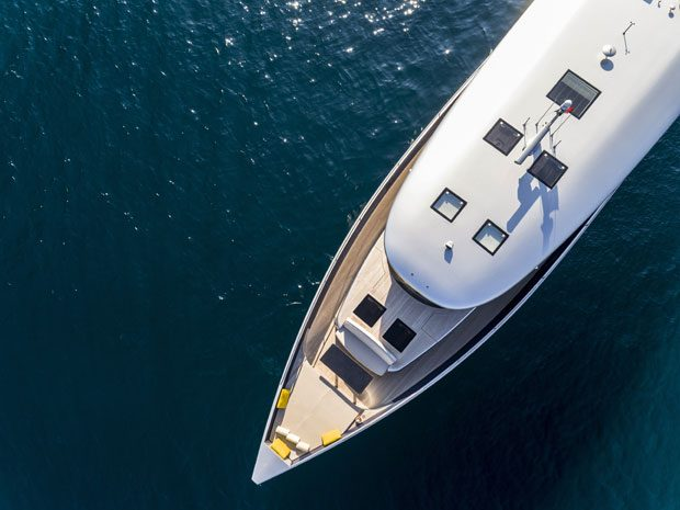 The Story Of Bill And Me Yacht Design Re Imagined
