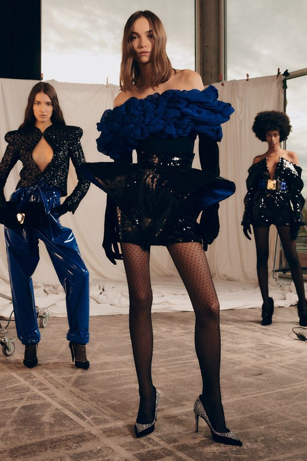LOOKBOOK: BALMAIN Pre-Fall 2019 Womenswear Collection
