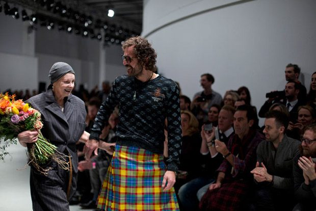 Vivienne Westwood to Receive the Swarovski Award for Positive Change