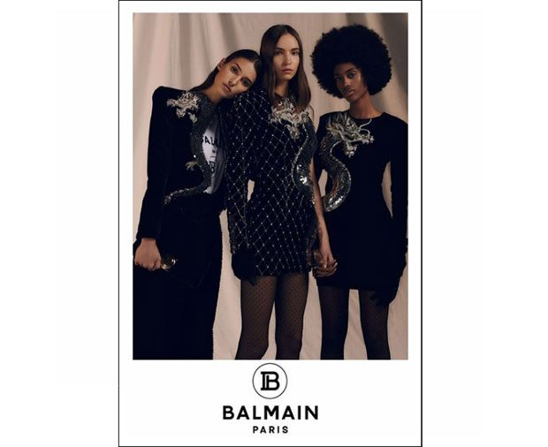 Watch Balmain Pre-Fall 2019 Collection video