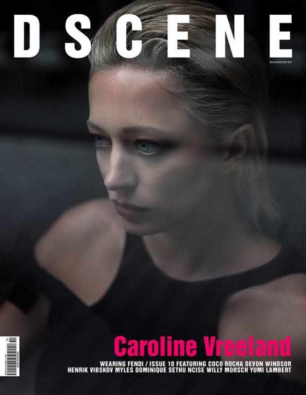 4cf28e7127c2 CAROLINE VREELAND FOR DSCENE ISSUE 10 + INTERVIEW