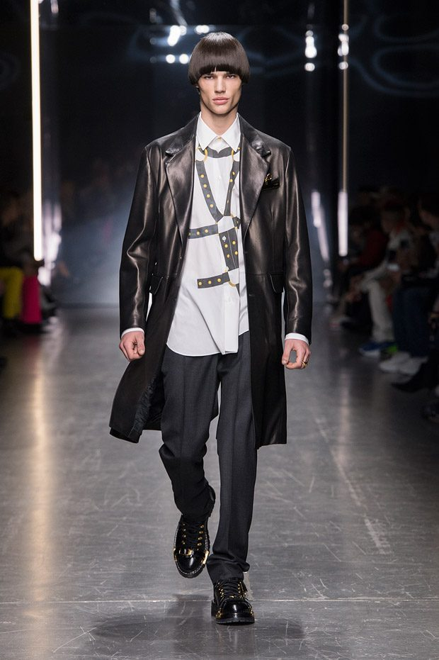 MFW: VERSACE MEN'S Fall Winter 2019.20 Collection