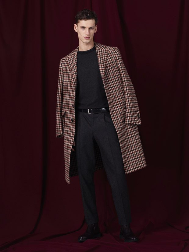 CANALI Fall Winter 2019.20 Menswear Collection
