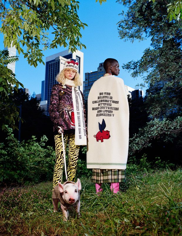 The Year of the Pig: GUCCI's Chinese New Year Capsule Collection