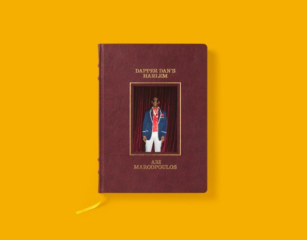 Gucci S New Limited Edition Book Dapper Dan S Harlem By Ari Marcopoulos To see her other artworks, as well as behind the scenes imagery from the. dapper dan s harlem by ari marcopoulos