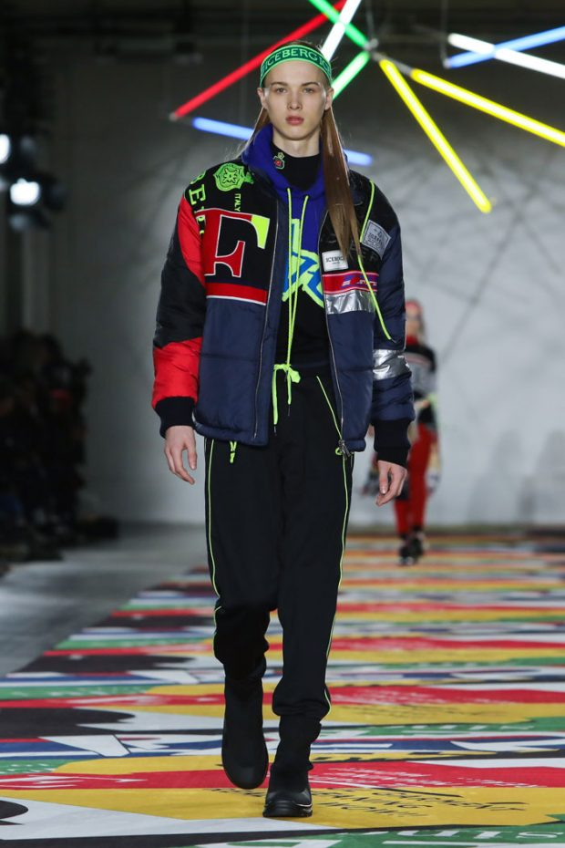 Lfwm Iceberg Fall Winter 2019 20 Men S And Womens Collection