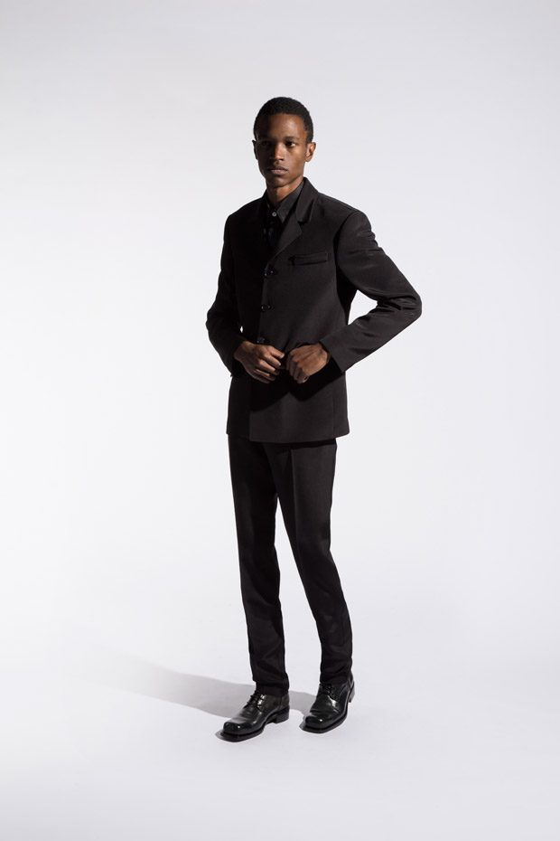 Discover JAMES VINCENT MILANO Second Collection