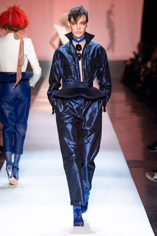 d3b173e4f PFW: JEAN PAUL GAULTIER Spring Summer 2019 Haute Couture Collection