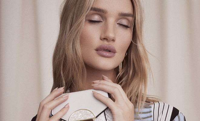 7863190b Rosie Huntington-Whiteley is the Face of BCBGMAXAZRIA SS19 Collection